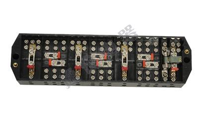 电能计量联合接线盒     产品型号:dfy1h型     产品规格